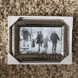 3 for $20 / Family Picture frame